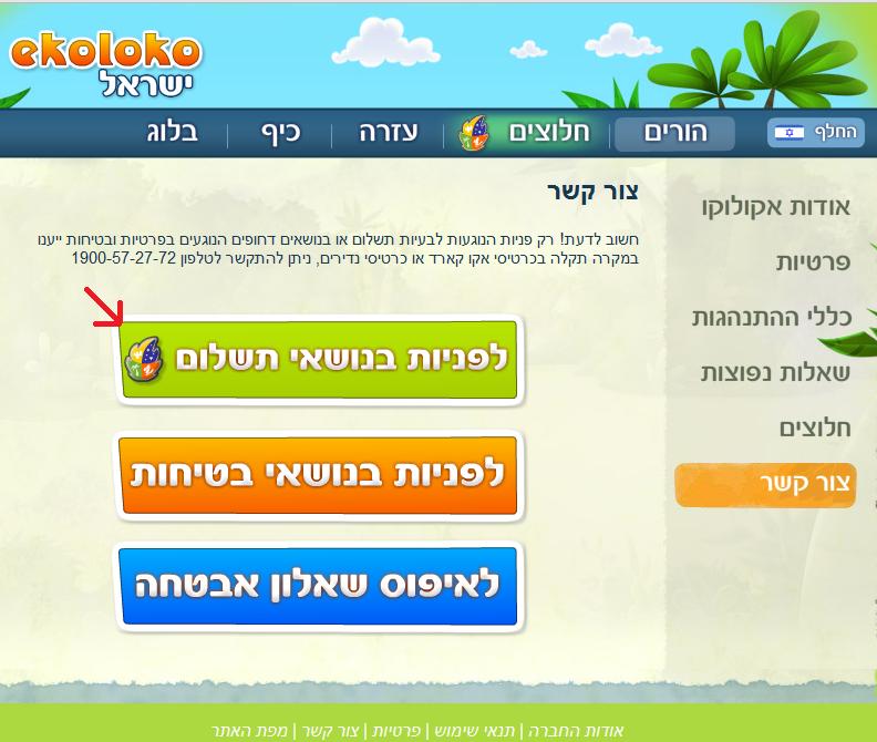 ekoloko1  תהליכי ביטול מנוי באתרי SaaS