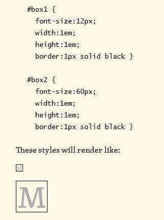 webtypography