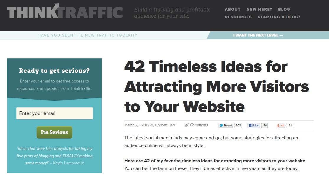think traffic new  חושבים לעצב מחדש את האתר? קראו את זה קודם.