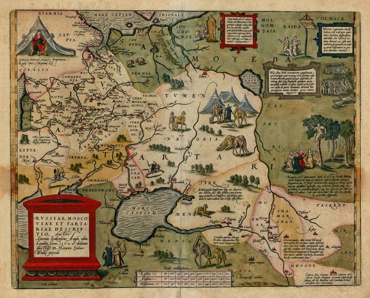 antique map  אינפוגרפיקה ברשת – כמה באמת שווה תמונה?