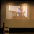 הרצאה בכנס אייקון: חוויית משתמש עתידית בקולנוע