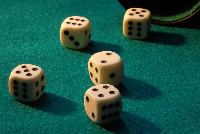 dice  מפגש 6.3.2014: חוויית משתמש ב-Online Gaming
