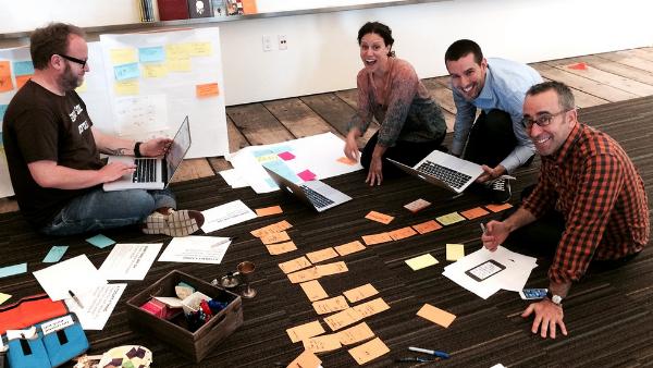 הארגון היהודי שפנה ל IDEO כדי לחבר צעירים יהודים לדת