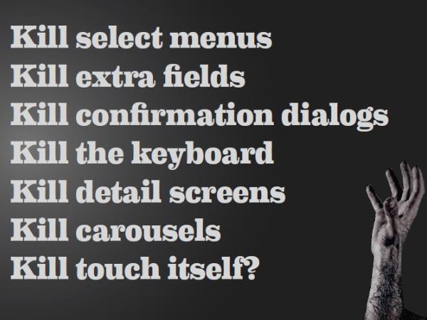 טיפים מעשיים לפתרונות עיצוב למסכי מגע